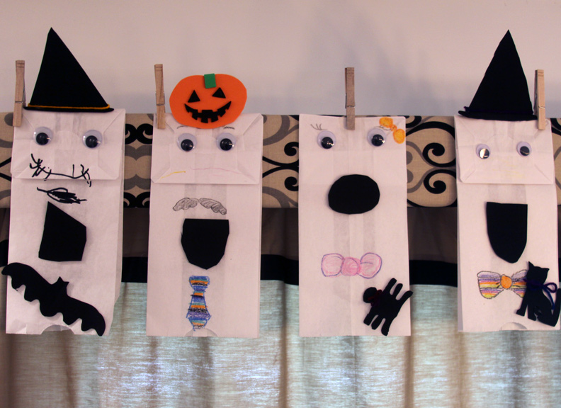 Paper Bag Craft Ideas For Kids Part - 27: Here ...