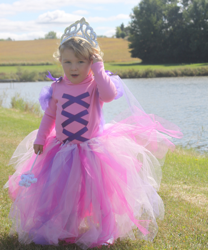 Rapunzel inspired princess costume using a tulle tutu a spotted pony i solutioingenieria Images