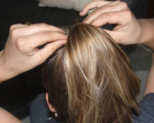 Hairstyles For Short Hair Without Using Heat : How To Use A Sock To Get Beautiful Curly Hair Without Heat A Spotted ...