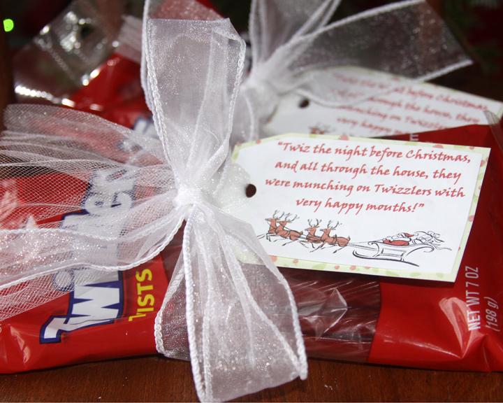 Night before christmas gift box ideas