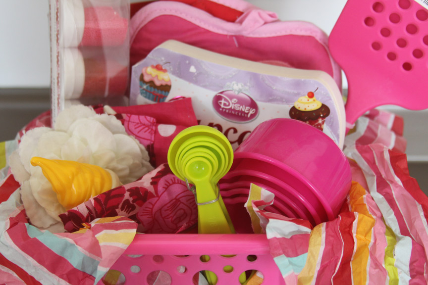 Gift Basket For Kids Who Love To Cook A Spotted Pony
