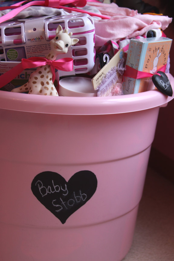 The best baby shower gift fill a tub with mom tested baby items before negle Gallery