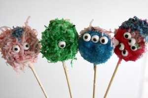 Halloween Monster Pops – Fun For Kids To Make And Eat