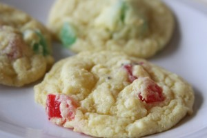 Lemon Gumdrop Cookie Recipe