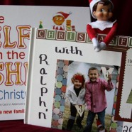 Elf On The Shelf Goodbye Book For Christmas Day