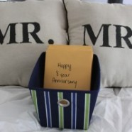 An Anniversary Gift For The Husband – A Year's Worth Of Date Nights