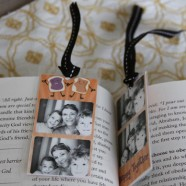 Easy DIY Photo Bookmark – Great Mother's Day Gift For Mom and Grandma