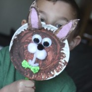 Simple Easter Bunny Craft For Kids