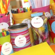 The Absolute Best Gift To Give A Child – A Craft Box Allows For Hours Of Creative Fun