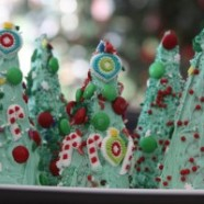 Holiday Fun For Kids – Gingerbread Christmas Trees