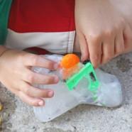 Ice Excavation – Kid's Activity To Beat The Heat