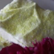DIY Sugar Sprinkles And An Easy Lemon Cake