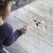 Let The Kids Write On Any Window With Dry Erase Markers For Hours Of Fun