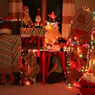 Create Santa's Workshop In Your Living Room – Kid's Christmas Activity