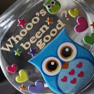 Whooo's Been Good? –  Fun Kid's Reward System