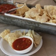 The Best Salsa Recipe And A Delicious Use For Garden Tomatoes