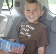 The Snack Pack – Feeding Kids Healthy While Traveling And A Travel Treat Box