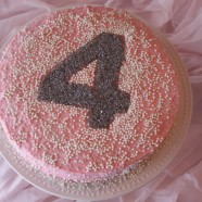 Turn A Boxed Cake Mix Into A Special Numbered Birthday Cake